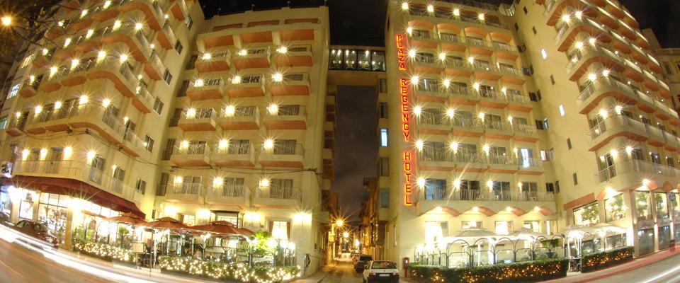 The Hotel Plaza Hotels Sliema In Malta Accomodation